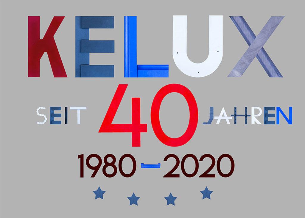 40 Jahre Kelux Kunststoffe